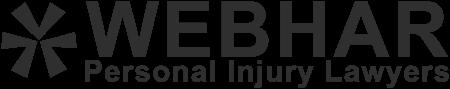 Webhar Personal Injury Lawyers Logo